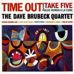 Dave Brubeck, 'Time Out' (Columbia, 1959)