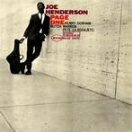 Joe Henderson, 'Page One' (Blue Note, 1963)
