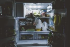 .Pořádek v ledničce šetří peníze