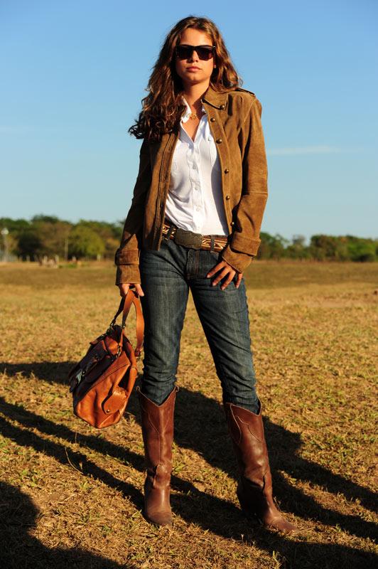 Country Fashion X Country Chic O Visual De Manuela