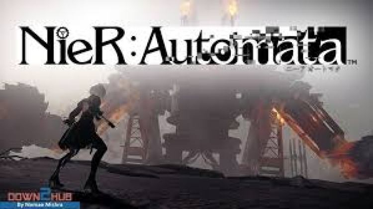 NieR Automata Crack+License Key With Activation Key Free