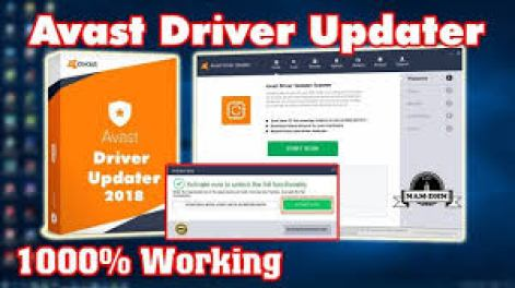 Avast Driver Updater 2020 Crack