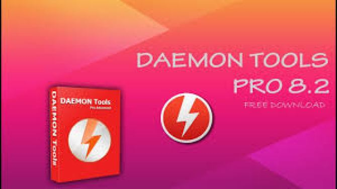 DAEMON Tools Pro 2020 Full Crack