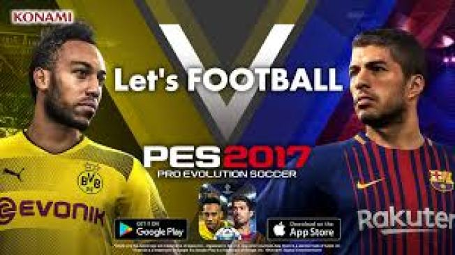 PES Download PC 2017 Crack