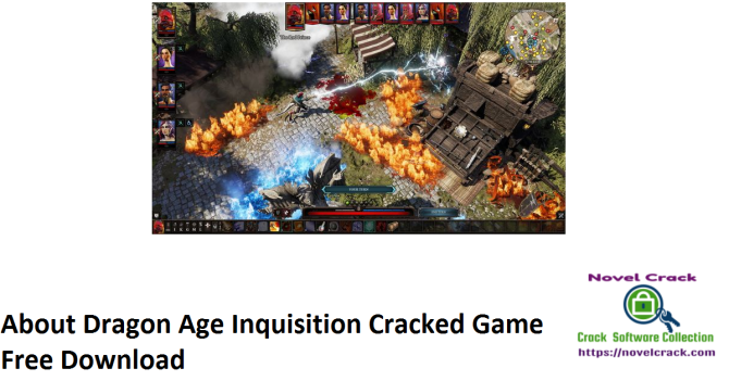About Dragon Age Inquisition Cracked Game Free Download