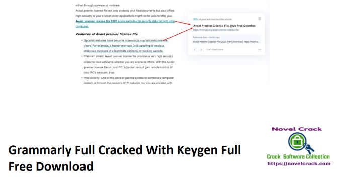 Grammarly Full Cracked With Keygen Full Free Download