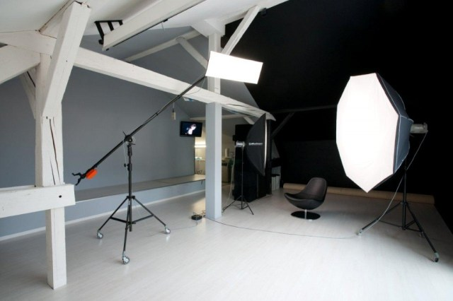 professional marketing photography studio