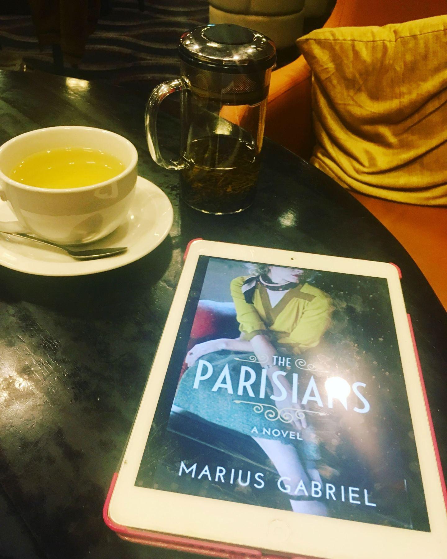 The Parisians – I couldn't put it down