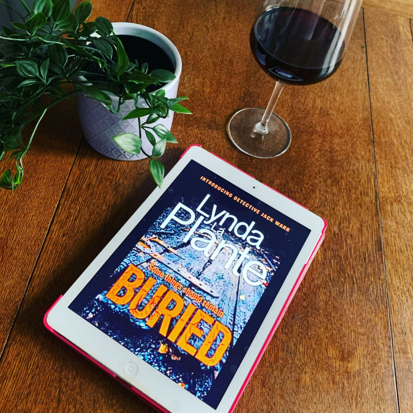Buried; a crime thriller to get lost in