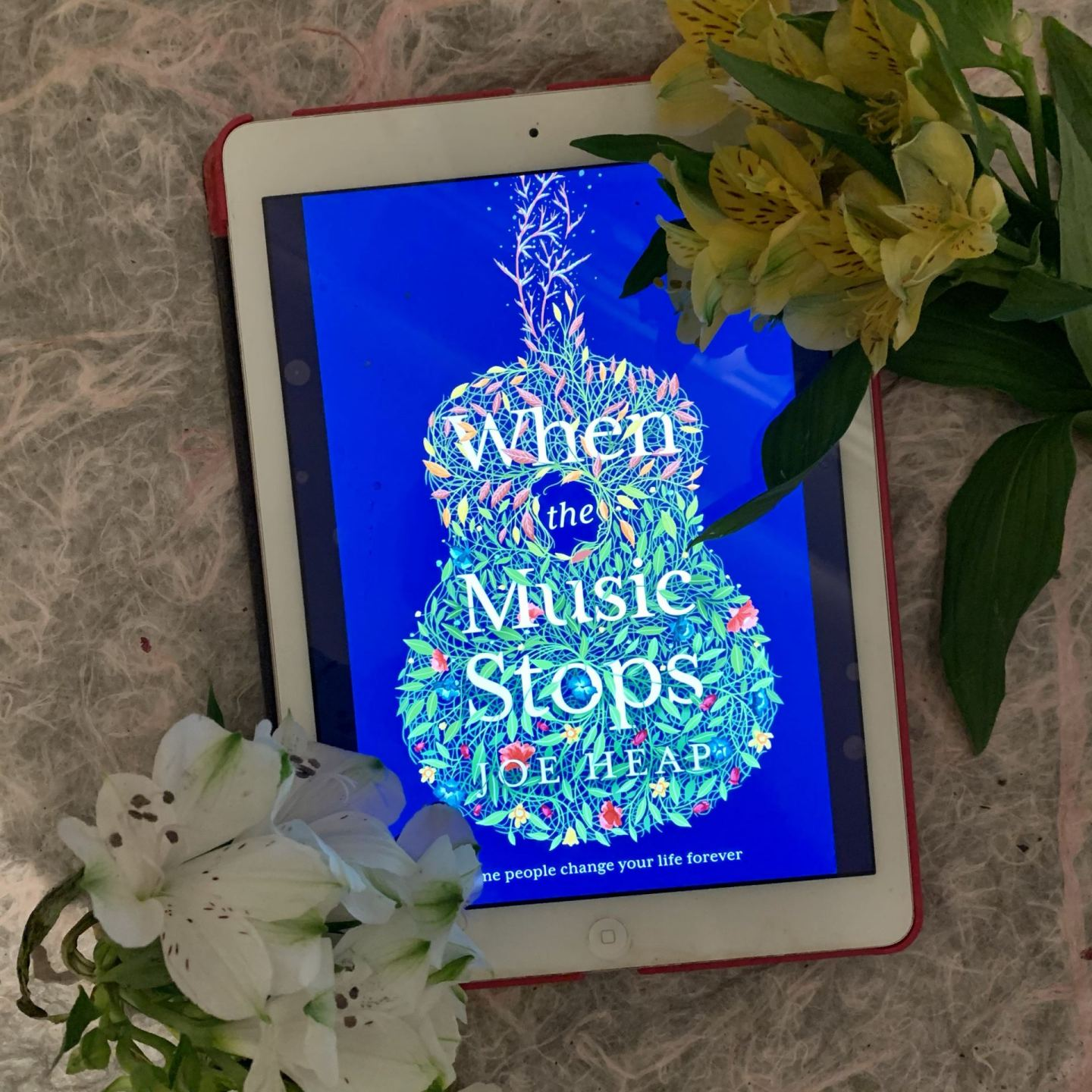 When The Music Stops; lyrical, emotional and captivating