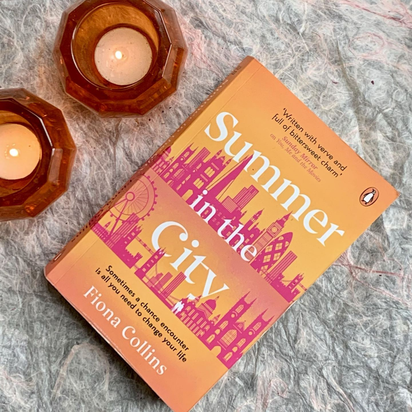 Summer in the City; a story to fall in love with