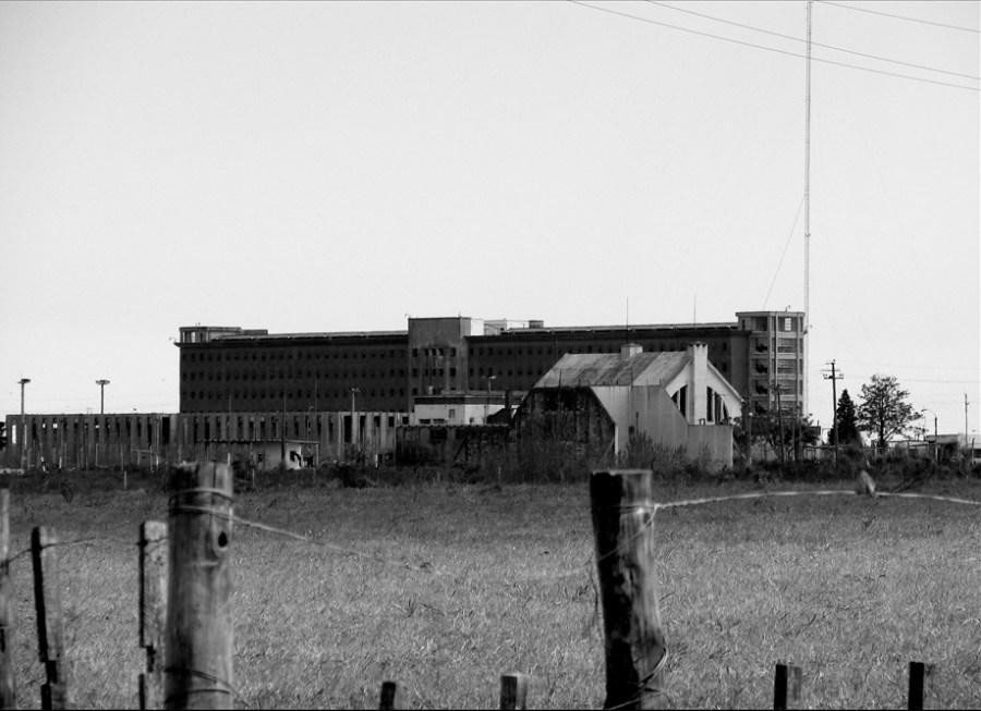 Das Gefängnis Libertad, in dem David Cámpora inhaftiert und gefoltert wurde Foto: .:elNico:. / flickr.com