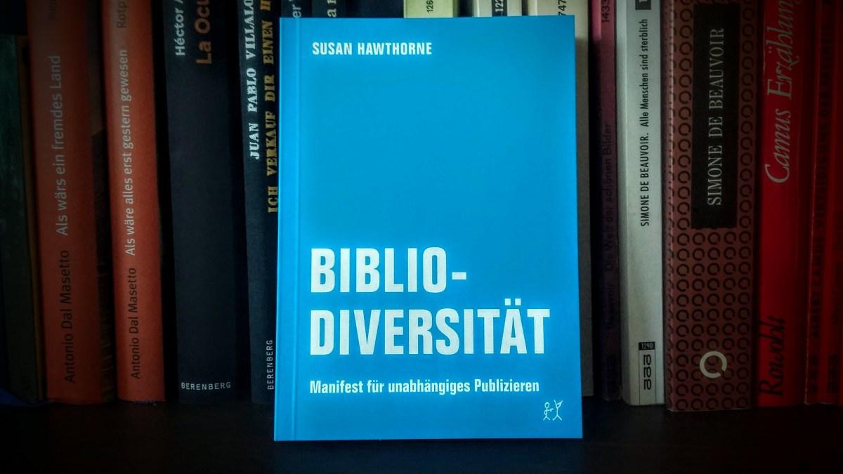Susan Hawthorne - Bibliodiversität