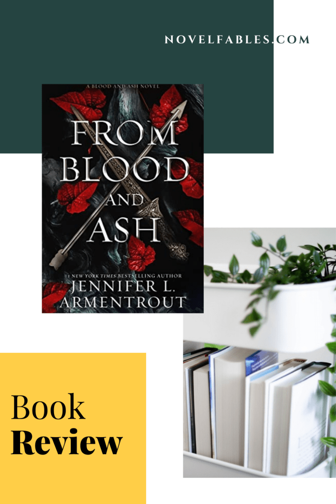 From Blood and Ash #1 by Jennifer L. Armentrout – Book Review