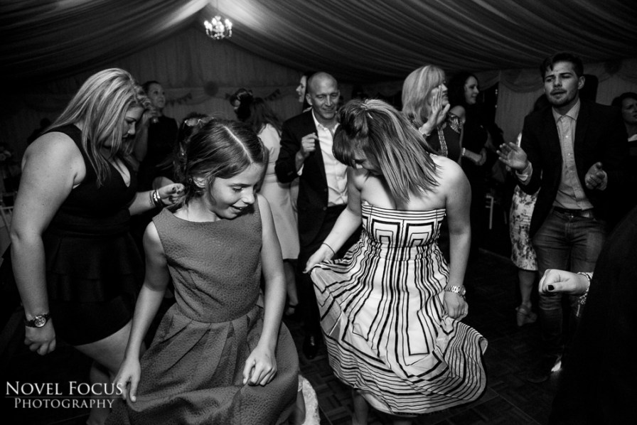 dancing at wedding reception