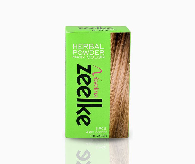 Zeelke Herbal Powder Hair Color Sachet – P119.00 (6pcs 4g sachet)