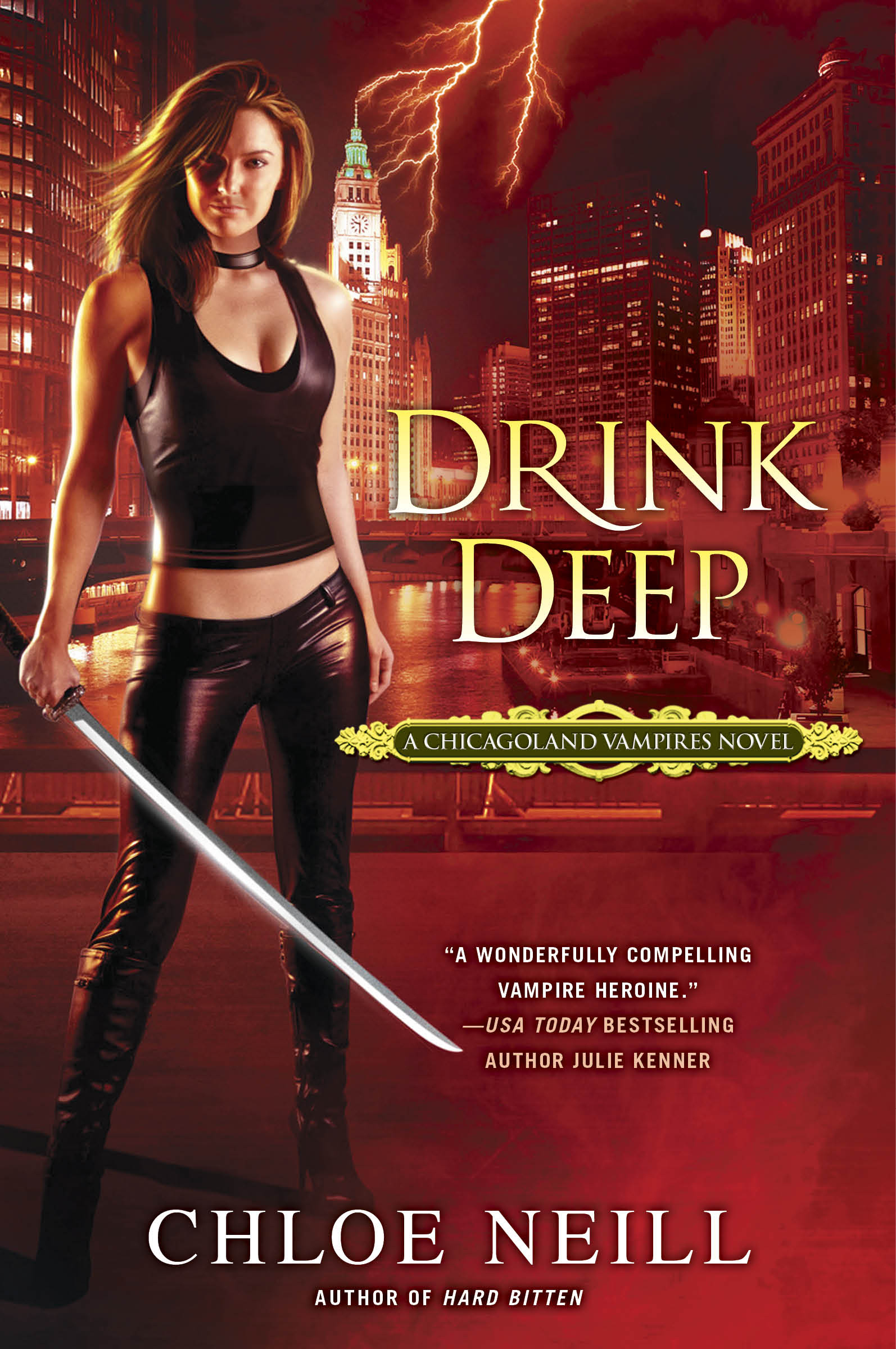 Review – Drink Deep by Chloe Neill
