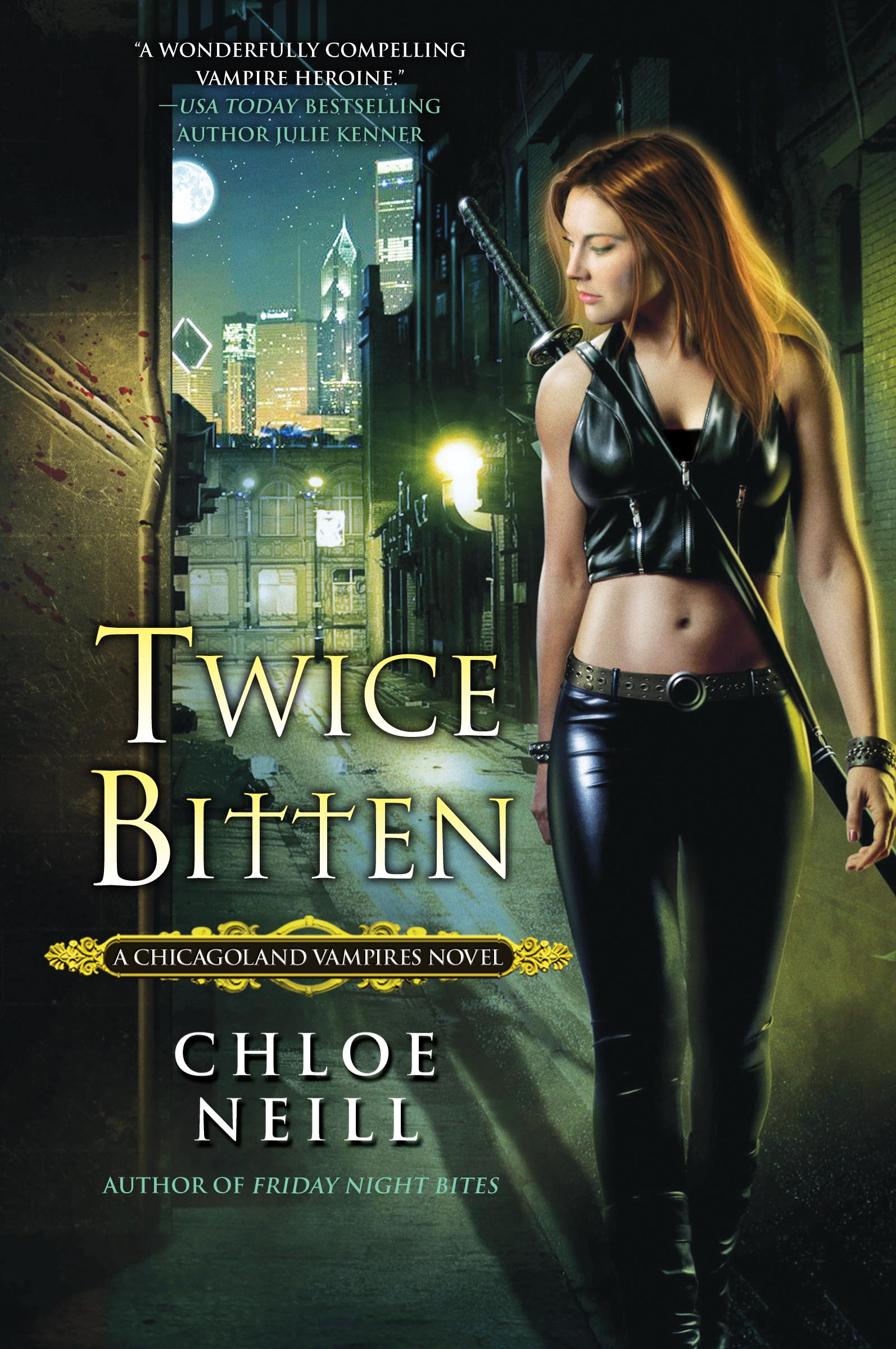 Review – Twice Bitten by Chloe Neill