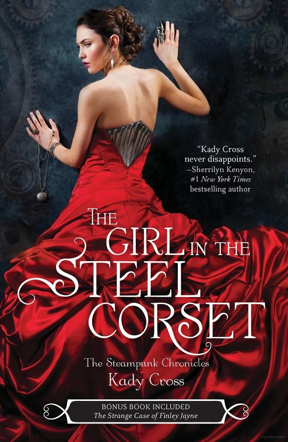 The Girl in the Steel Corset