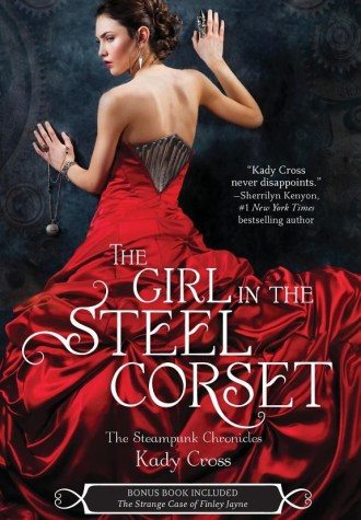 Review – The Girl in the Steel Corset by Kady Cross
