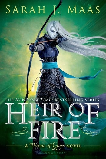 Review – Heir of Fire by Sarah J. Maas