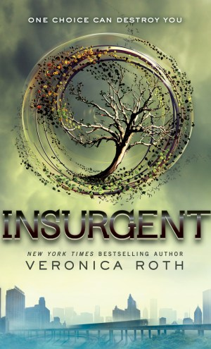 Review – Insurgent by Veronica Roth