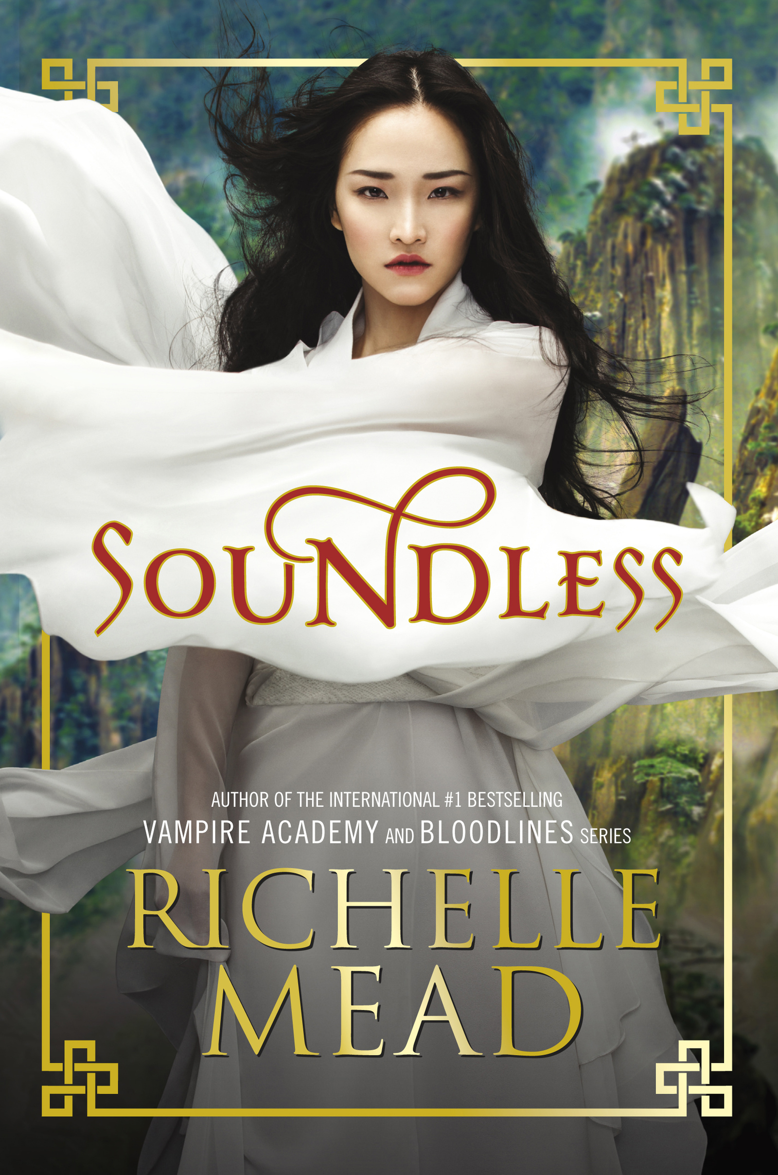 Review – Soundless by Richelle Mead