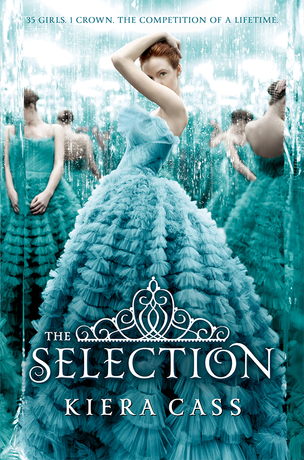 Cover ❤️ The Selection Series by Kiera Cass