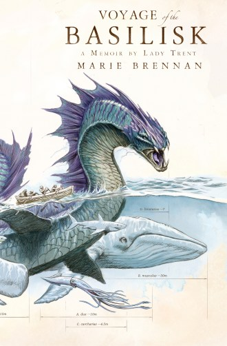 Review – The Voyage of the Basilisk by Marie Brennan