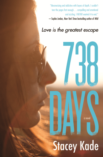 Review – 738 Days by Stacey Kade
