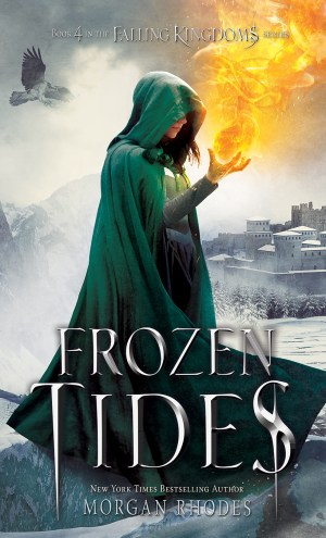 Review – Frozen Tides by Morgan Rhodes