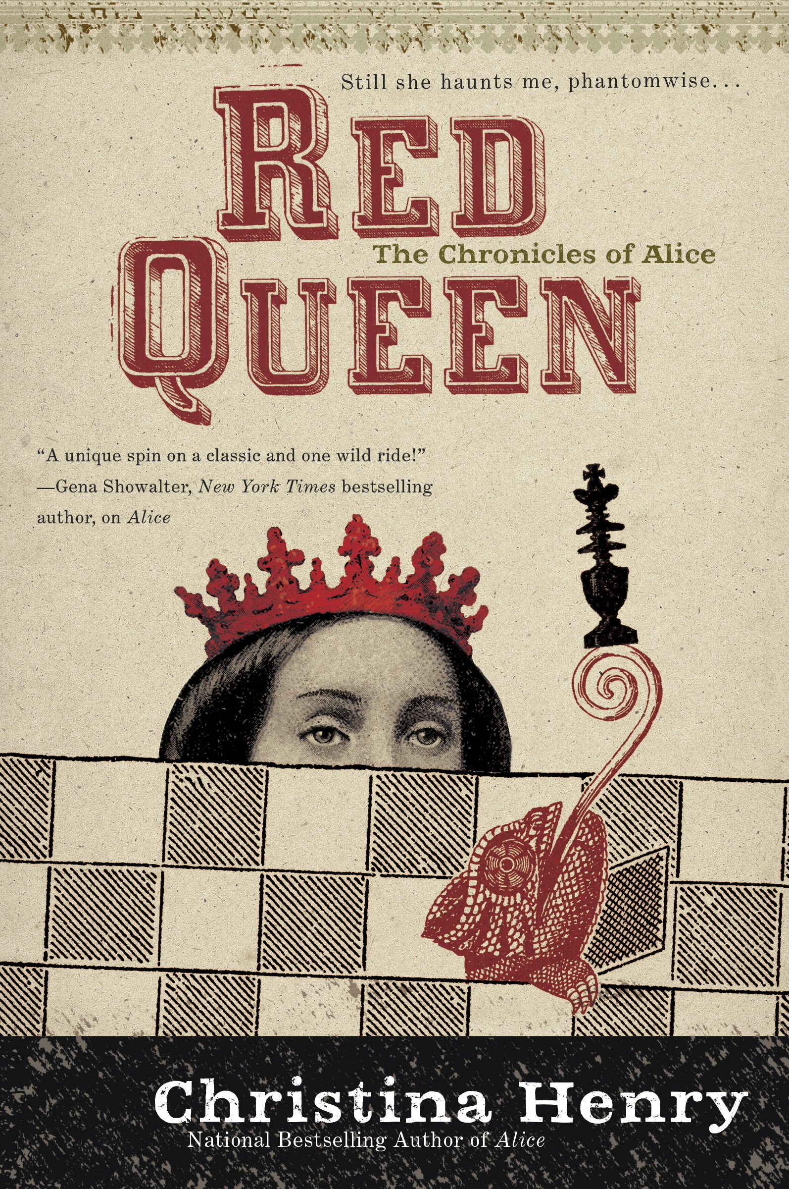 Review – Red Queen by Christina Henry