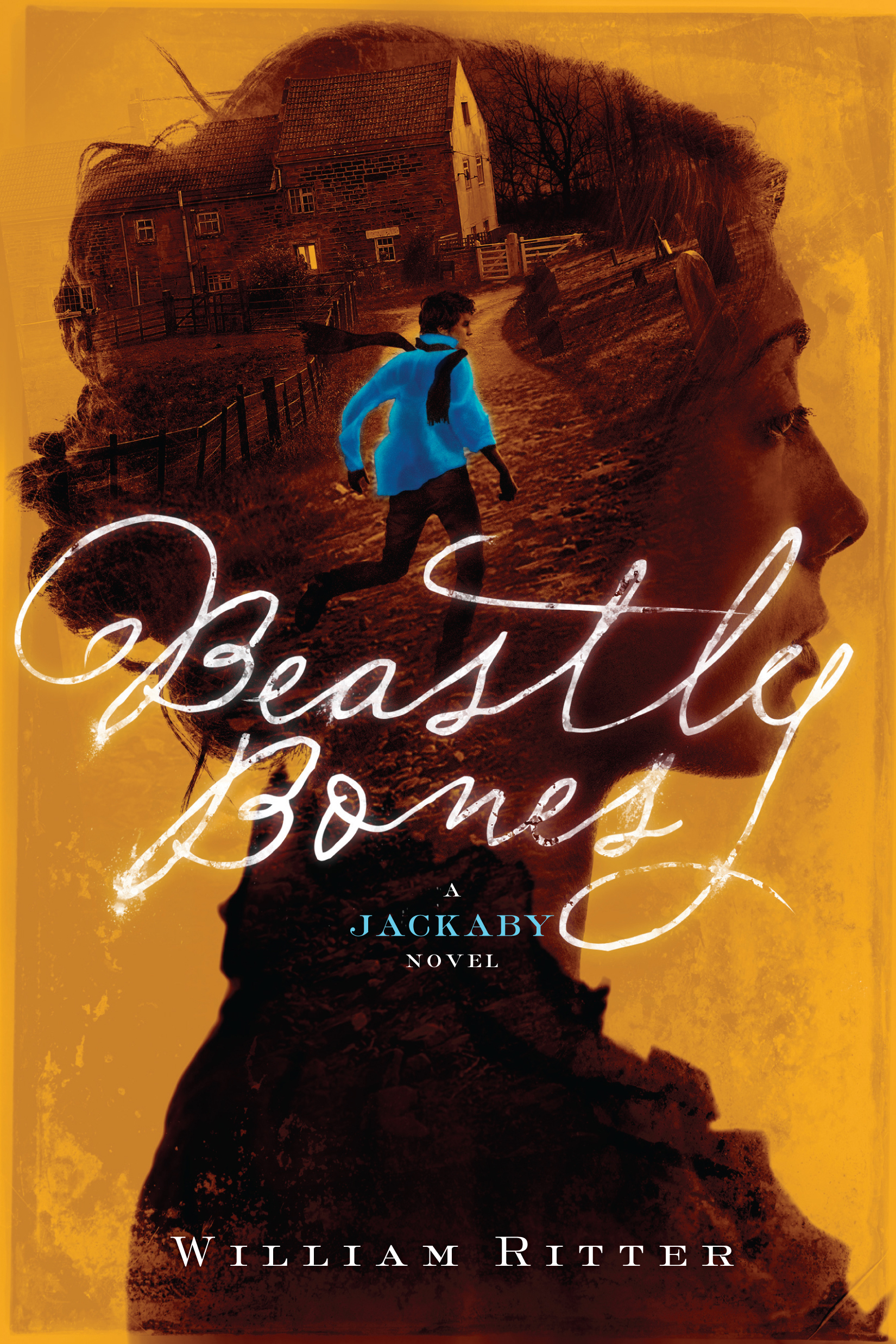 Review – Beastly Bones by William Ritter