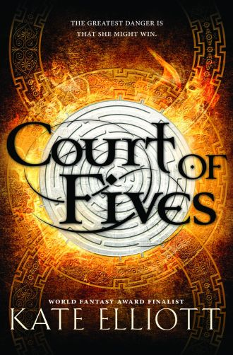 Review – Court of Fives by Kate Elliott