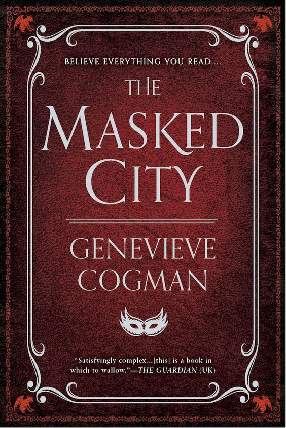 #43 Waiting on… The Masked City by Genevieve Cogman