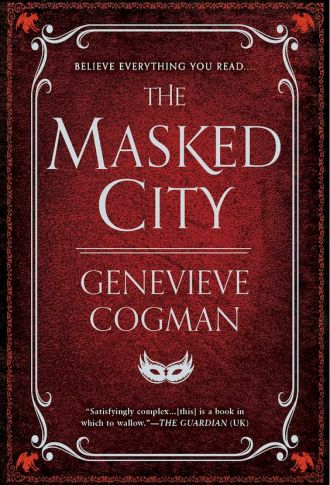 Review – The Masked City by Genevieve Cogman
