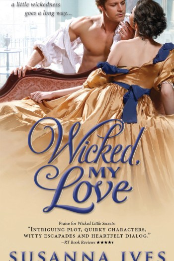 Review – Wicked, My Love by Susanna Ives
