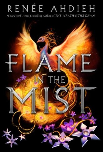 Cover ❤️ Flame in the Mist by Renee Ahdieh
