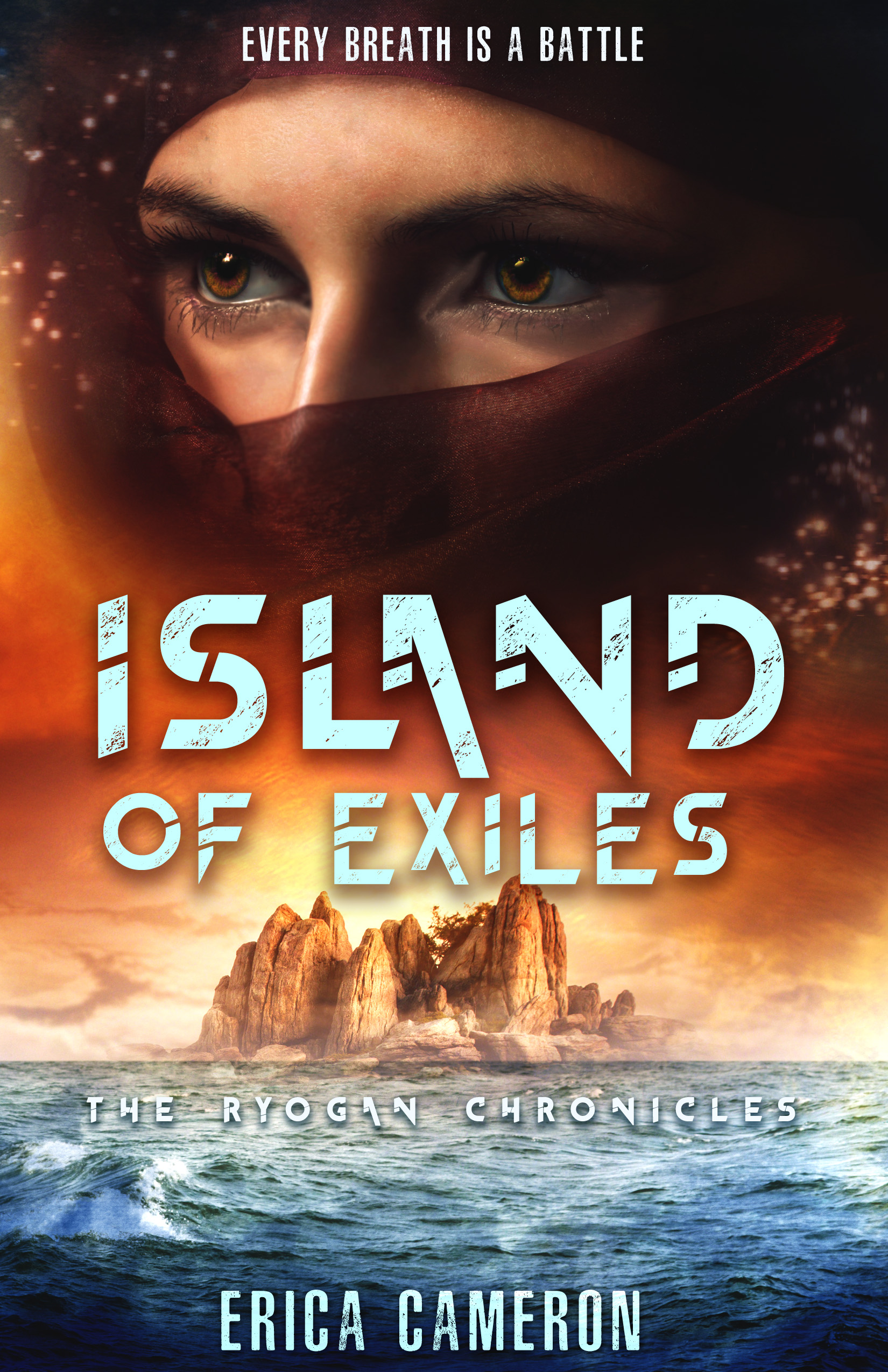 Blog Tour Excerpt + Giveaway – Island of Exiles by Erica Cameron
