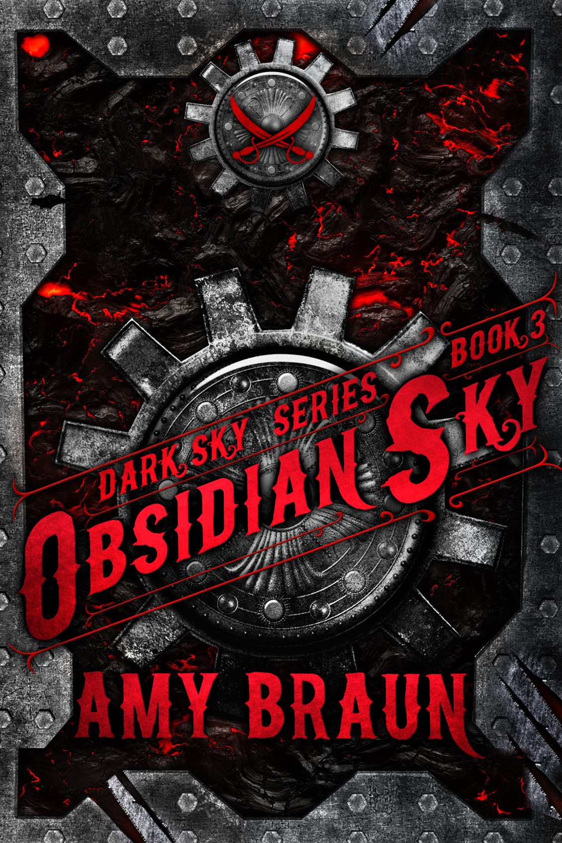 Mini Review – Obsidian Sky by Amy Braun
