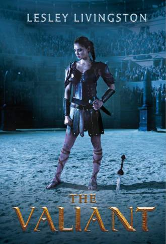Review – The Valiant by Lesley Livingston