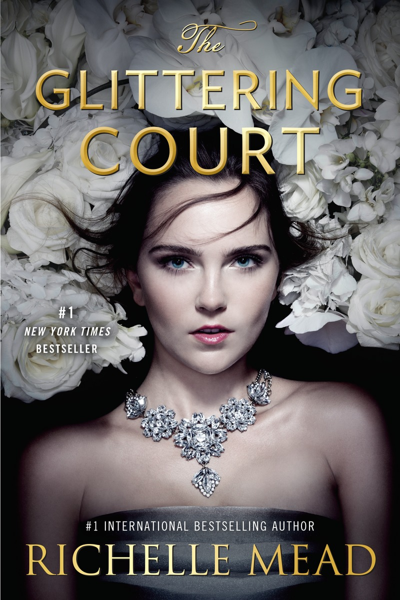 The Glittering Court Paperback is Here!
