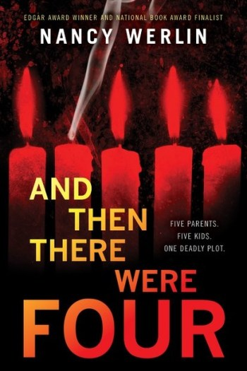 Blog Tour & Giveaway – And Then There Were Four… Candles!