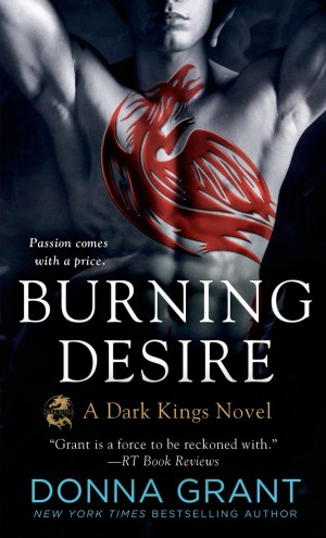 Review – Burning Desire by Donna Grant