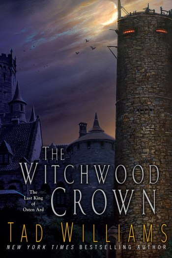 Review – The Witchwood Crown by Tad Williams