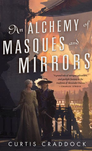 Review – An Alchemy of Masques and Mirrors by Curtis Craddock