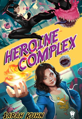 Review – Heroine Complex by Sarah Kuhn