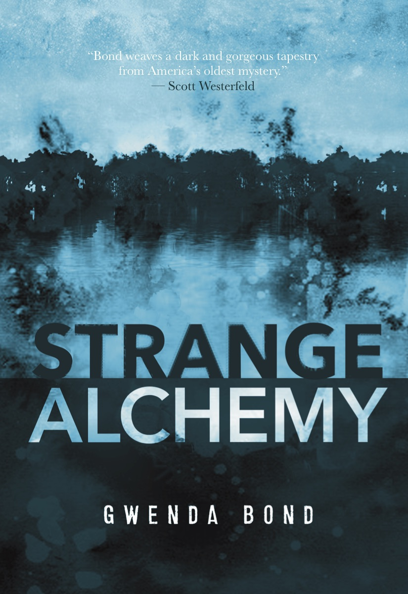 Review – Strange Alchemy by Gwenda Bond