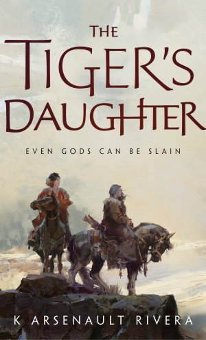 Mini Review – The Tiger's Daughter by K. Arsenault Rivera