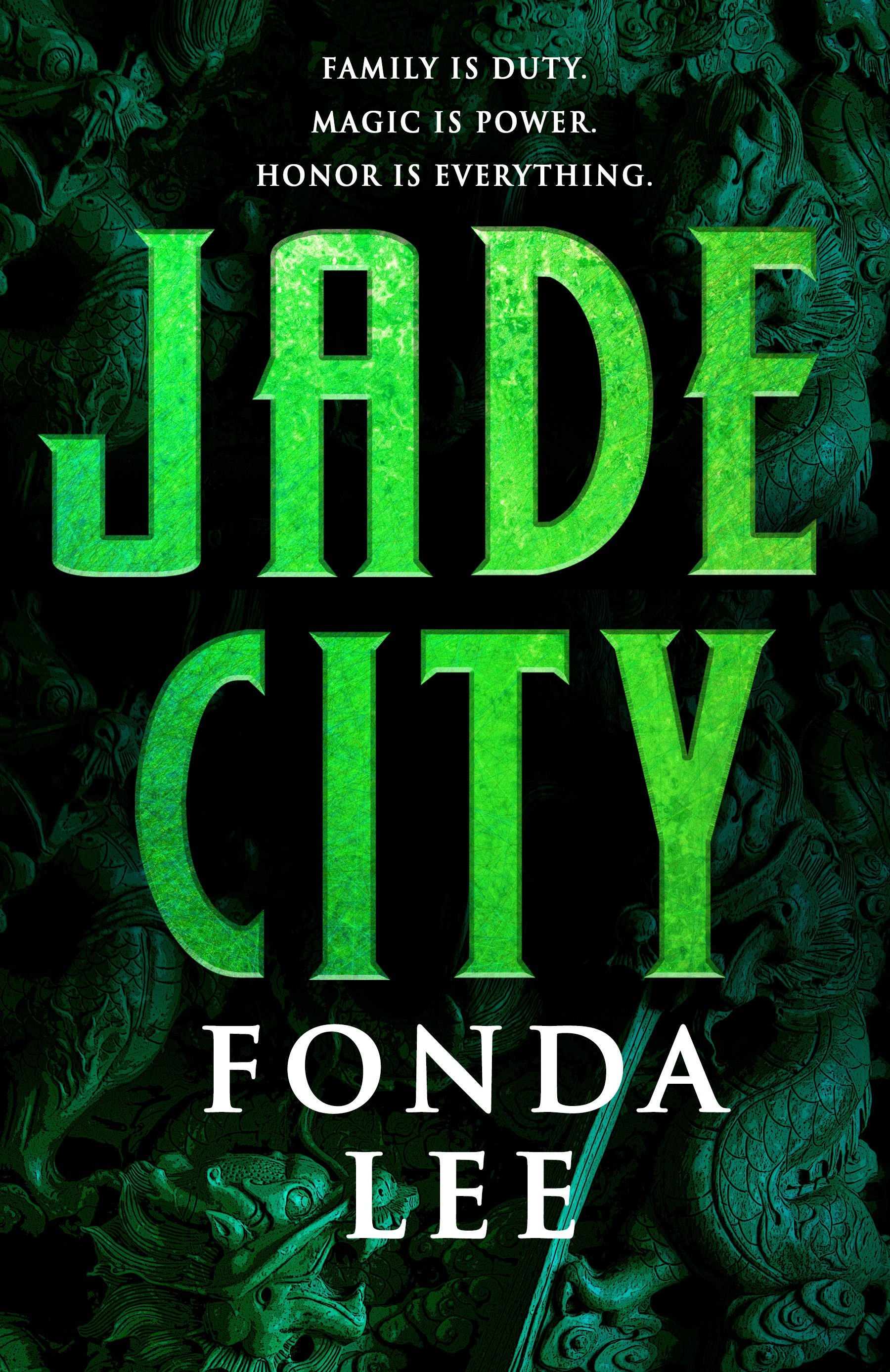 Review – Jade City by Fonda Lee